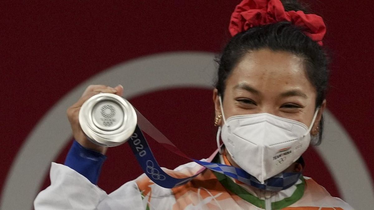 """""""I Want to Have Pizza"""", Says Mirabai Chanu After Winning Silver at the Olympics"""