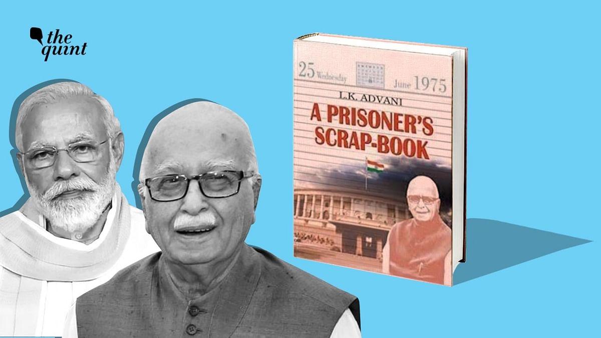 Why Modi Won't Read Advani's Jail Diary Written During the Emergency