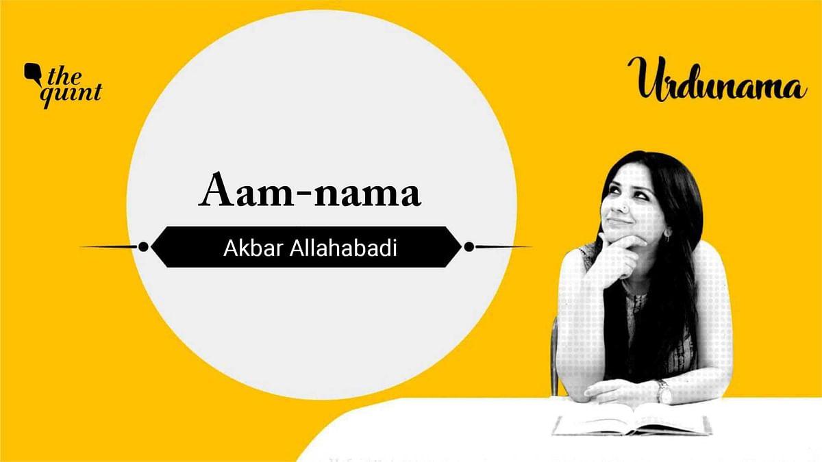 Akbar Allahabadi's Ode to Mangoes: 'Aam-nama'