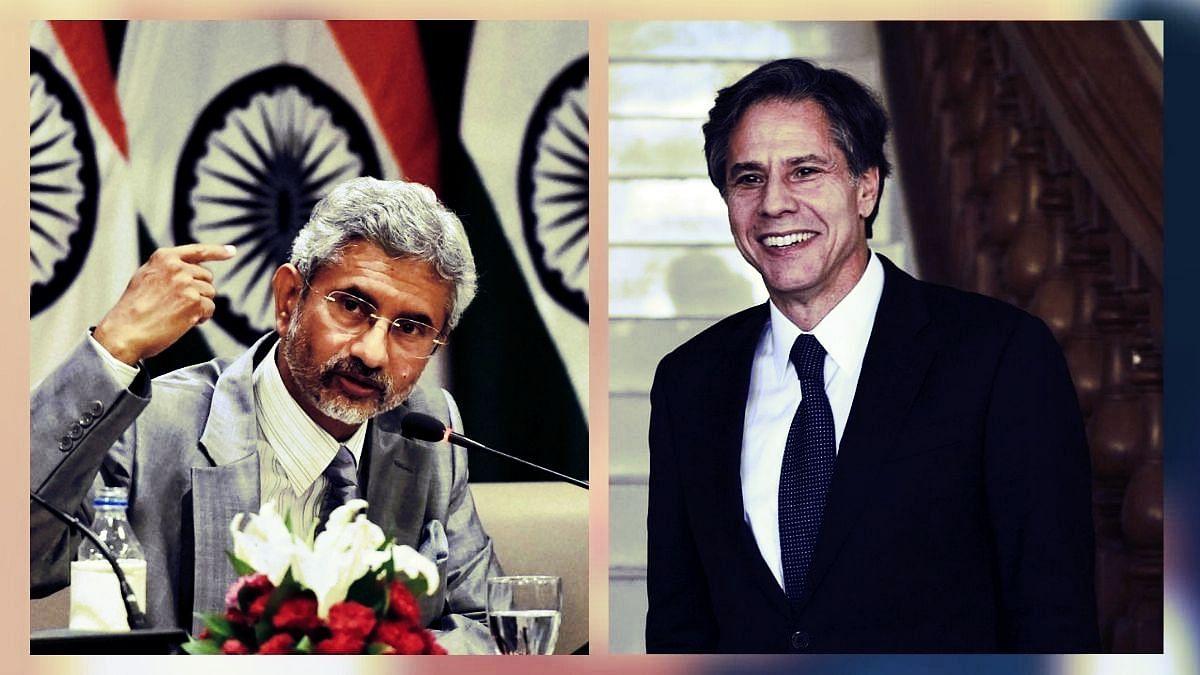 Can Antony Blinken's India Visit Make Up for Jaishankar's Damp Squib in US?