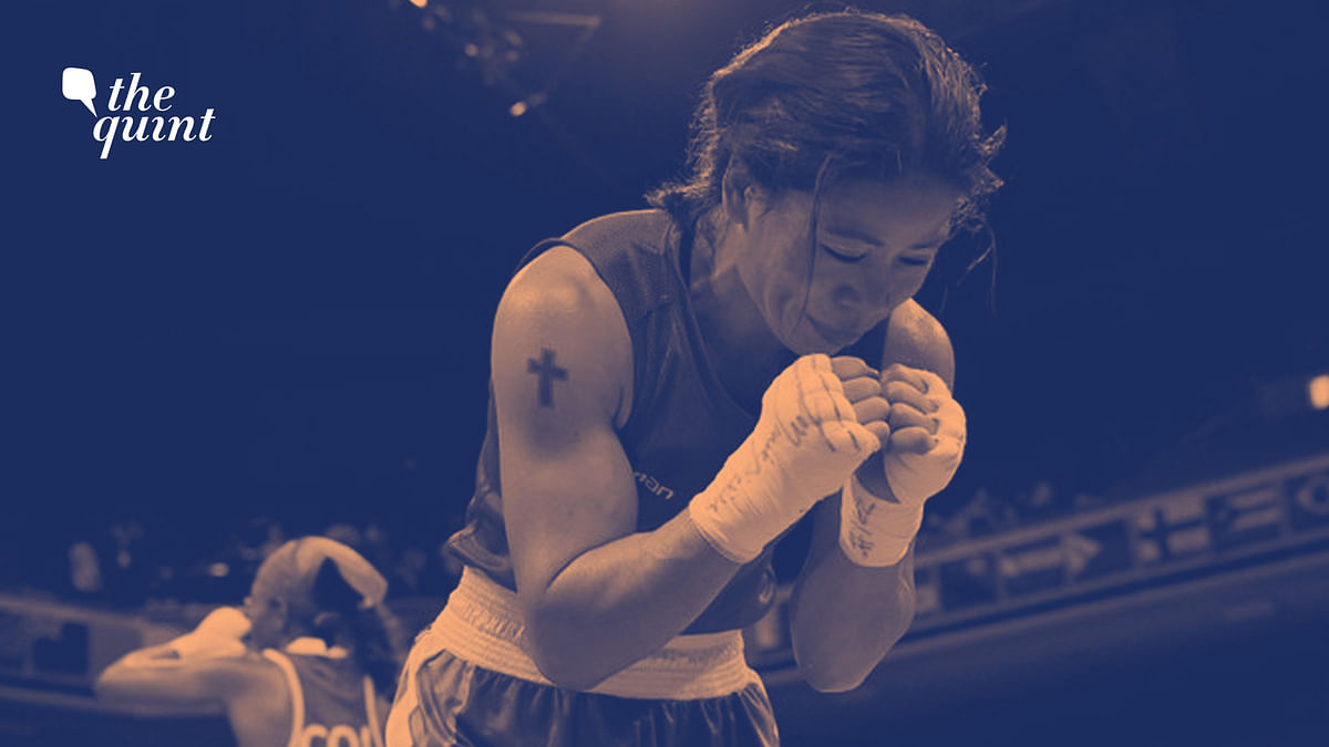 """<div class=""""paragraphs""""><p>Mary Kom's second Olympic campaign ended in Tokyo on Thursday in the Round of 16.&nbsp;</p></div>"""
