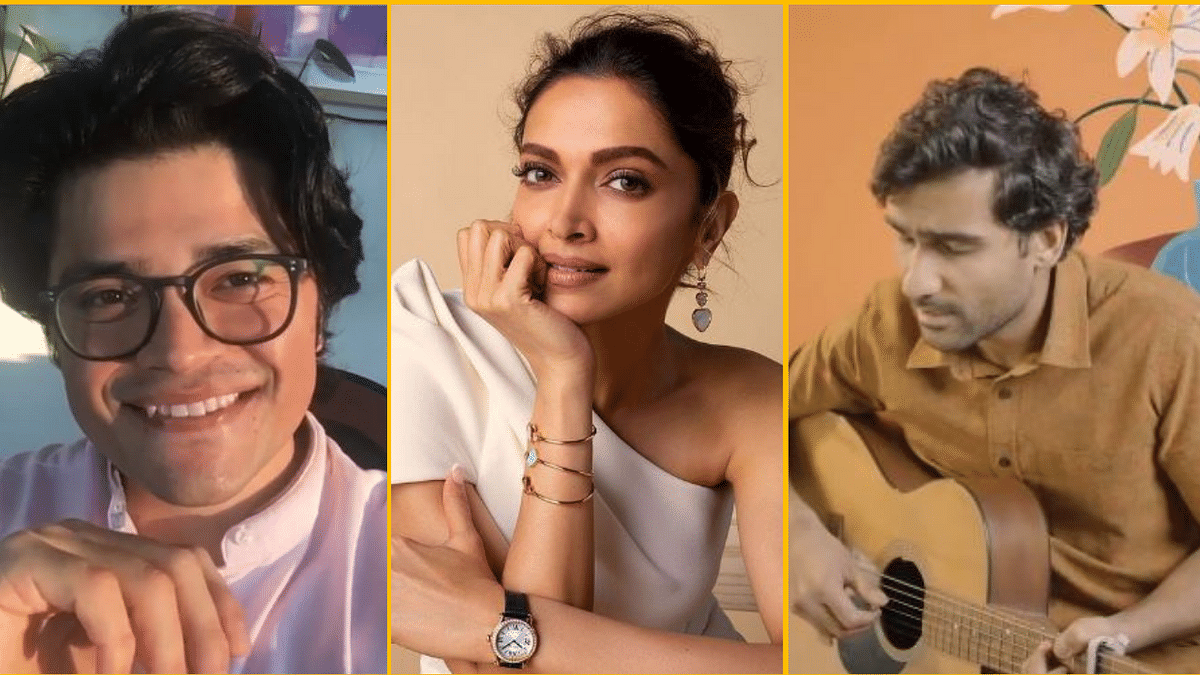 """<div class=""""paragraphs""""><p>Deepika Padukone announced 'Care Package' on Instagram featuring speakers like The Artidote and performances from Prateek Kuhad.&nbsp;</p></div>"""