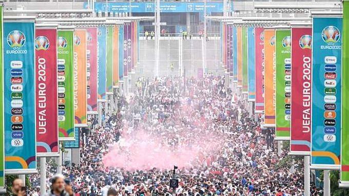 UEFA Open Proceedings for Wembley Carnage; England Face Stadium Ban