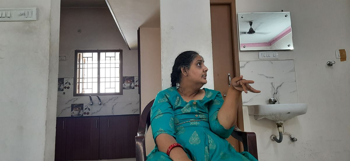 Orphaned By COVID, This 40-Yr-Old Special Needs 'Child' Yearns for Her Amma