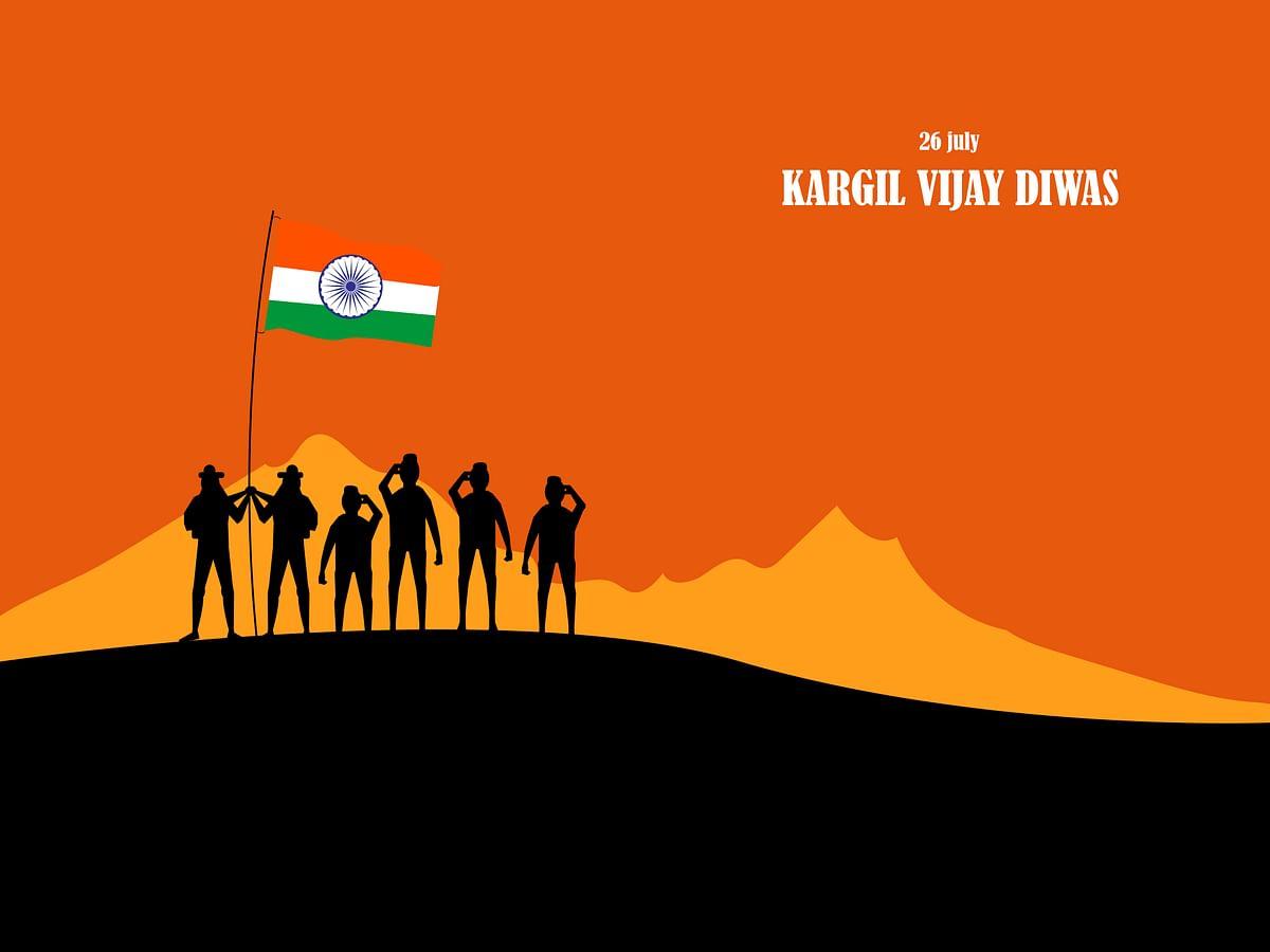 "<div class=""paragraphs""><p>Kargil Vijay Diwas Images and Posters</p></div>"