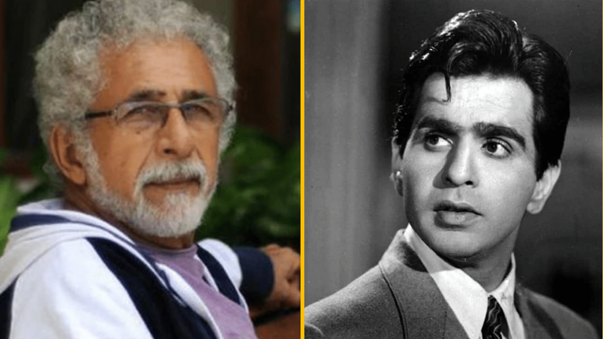 Dilip Kumar Left Behind No Significant Lessons for Actors: Naseeruddin Shah