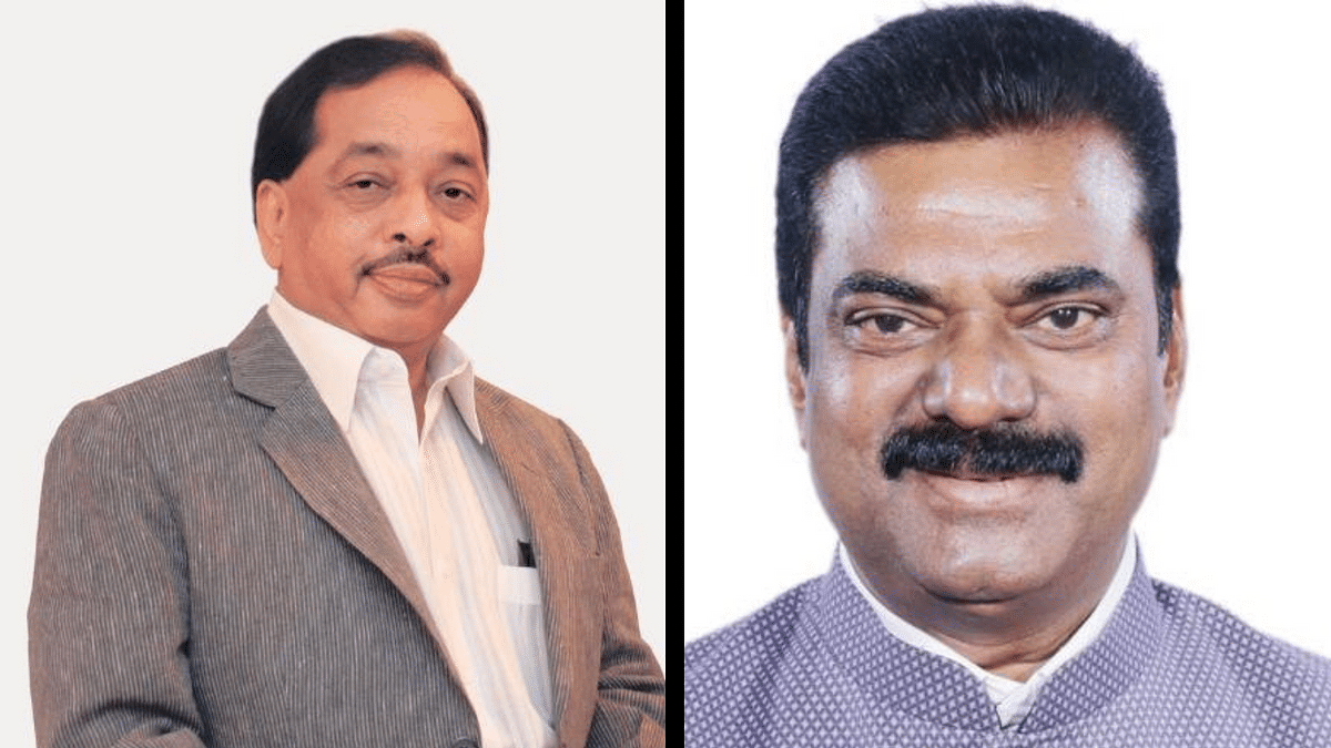 """<div class=""""paragraphs""""><p>State leaders such as Narayan Rane, Kapil Patil, Dr Bhagwat Karad and Dr Bharti Pawar took oaths as Union ministers on Wednesday, 7 July.</p><p><br></p></div>"""