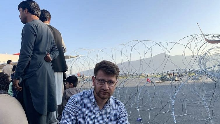 'Hungry, Tired, Scared': Afghan American Scholar on His Journey From Kabul to US