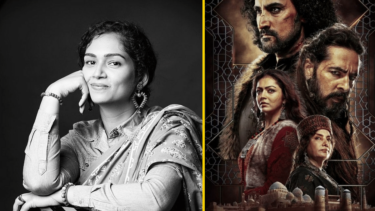 They Have Dragons & Zombies: The Empire Dir Mitakshara on Comparisons to GoT
