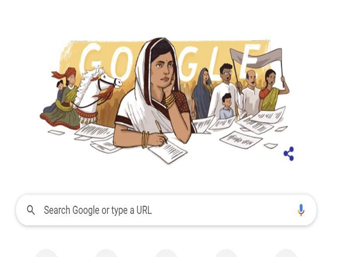 Google Doodle Honours Indian Poet, Freedom Fighter Subhadra Kumari Chauhan