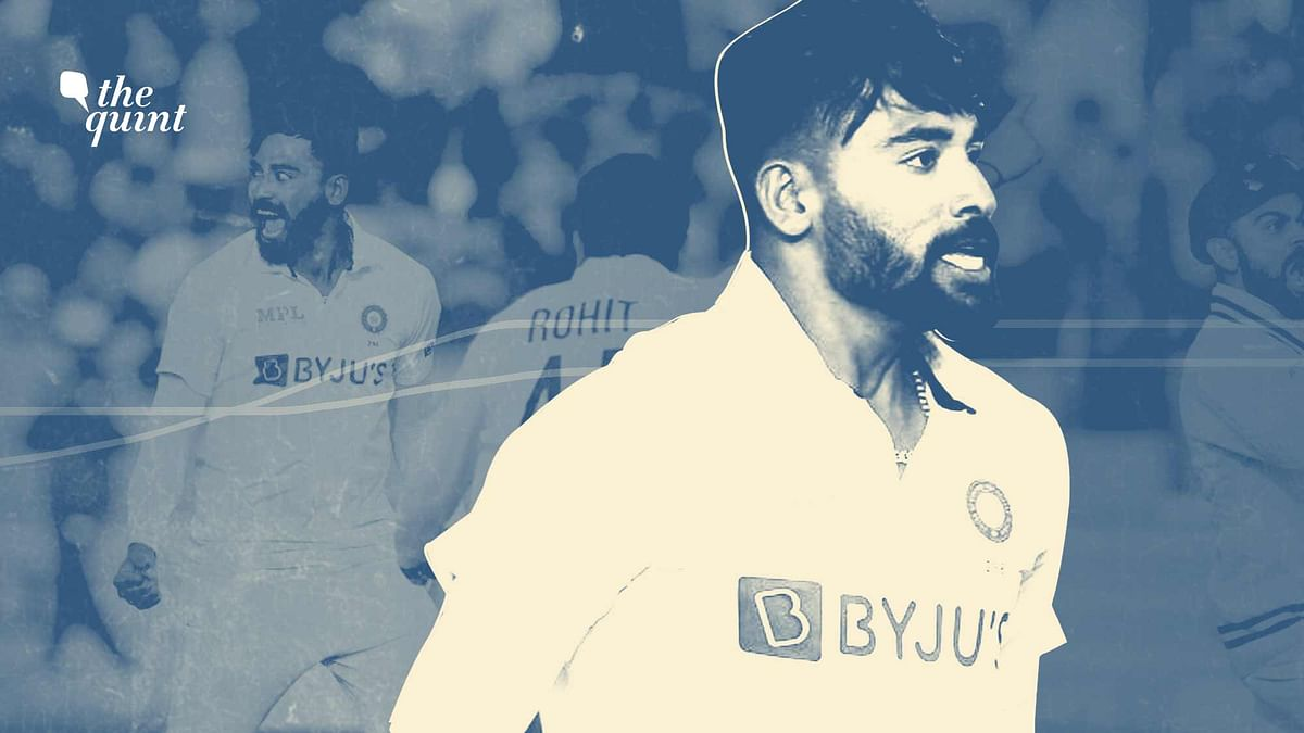 """<div class=""""paragraphs""""><p>Siraj's performance in the Lord's Test should have won him the Player of the Match award.</p></div>"""