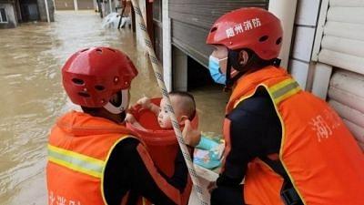 21 Killed, 4 Missing as Heavy Rain Hits Central China