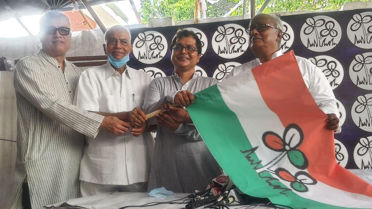 RTI Activist Saket Gokhale Joins Mamata Banerjee's TMC