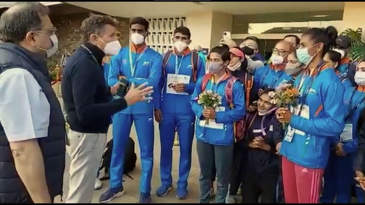 Seb Coe Praises India's Bronze Winning Relay Team in World U20 Championship