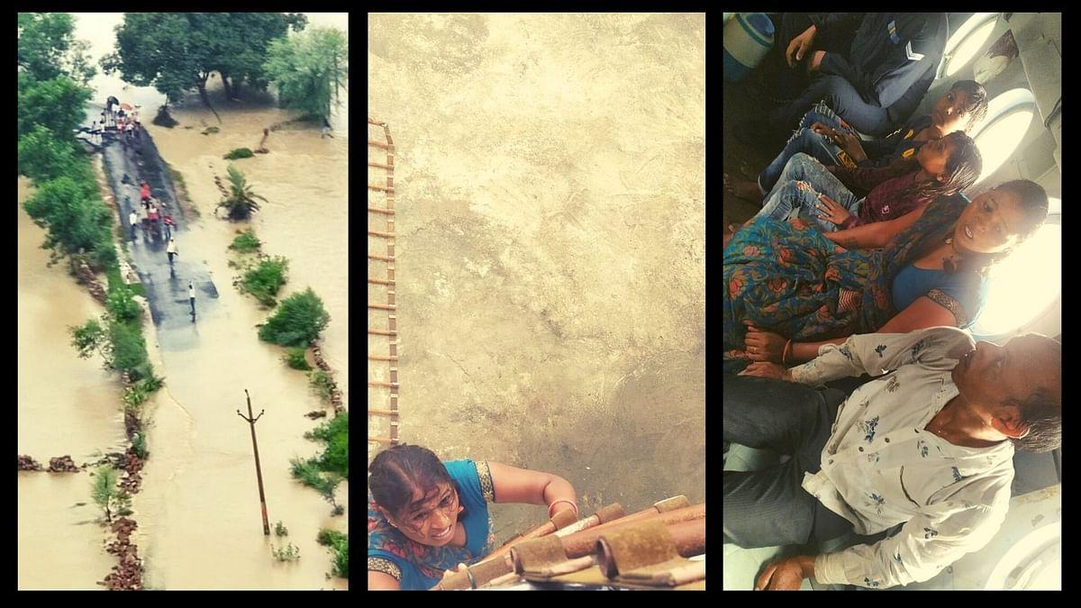 Madhya Pradesh Floods: 1,225 Villages Affected; PM Modi Speaks to CM Chouhan
