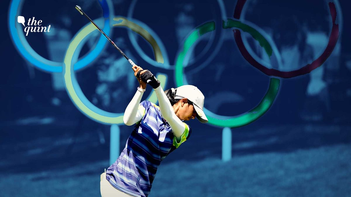 """<div class=""""paragraphs""""><p>Aditi Ashok finished fourth at the Tokyo Olympics, missing a medal by one stroke.</p></div>"""