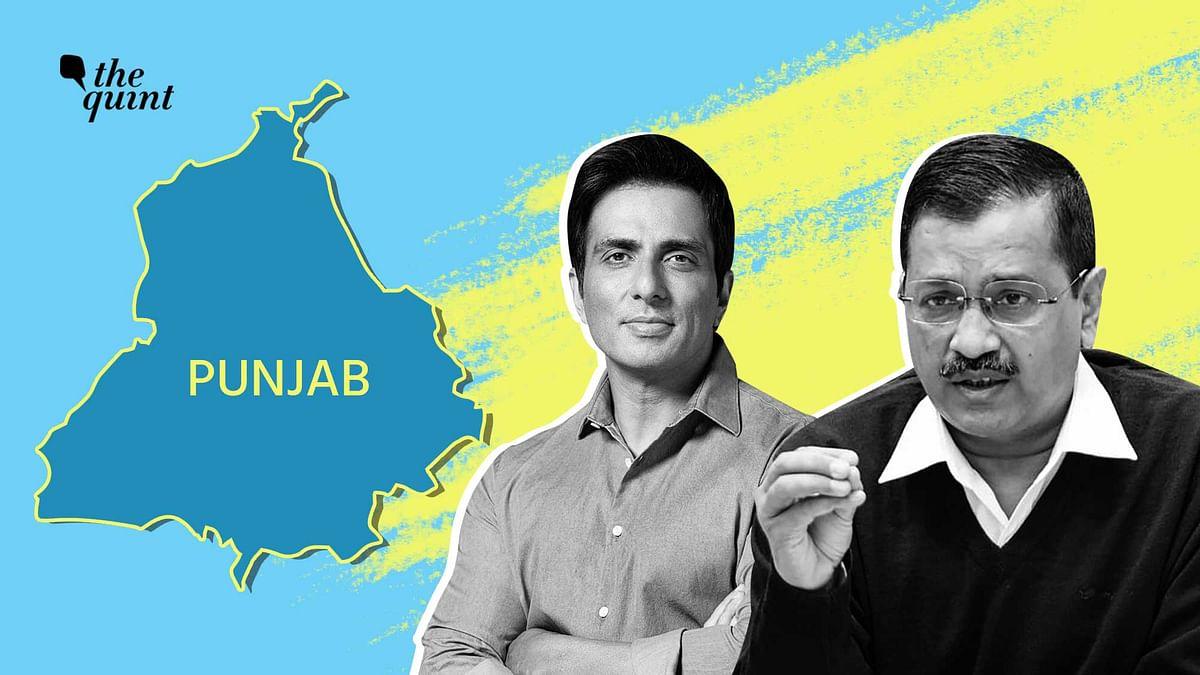 Kejriwal Meets Sonu Sood, Top Akali Leader Joins: Is AAP on the Rise in Punjab?