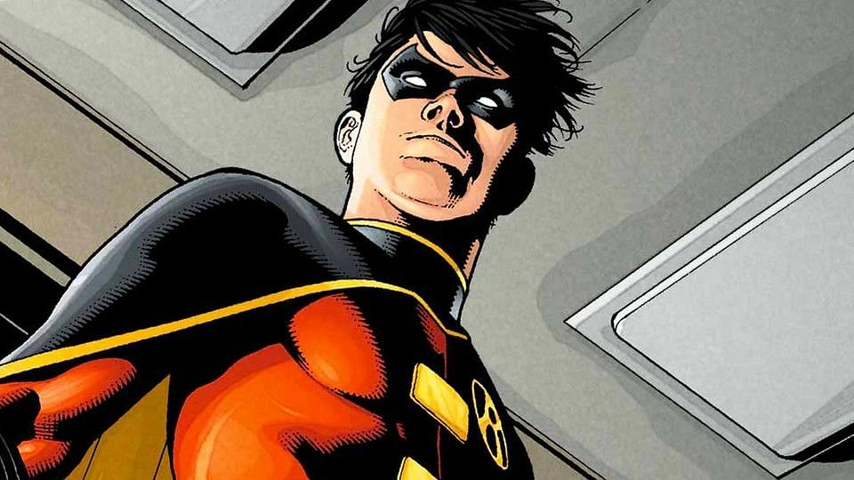 """<div class=""""paragraphs""""><p>Robin identifies as a member of the LGBTQ+ community&nbsp;in DC's latest issue of 'Batman: Urban Legends'.</p></div>"""