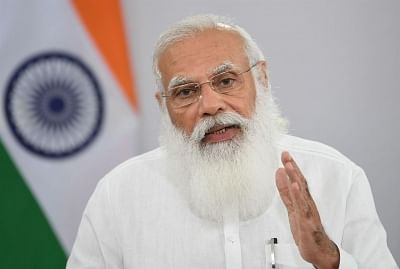 'Insult to Democracy': PM Modi Attacks Oppn Parties Amid Protests in Parliament