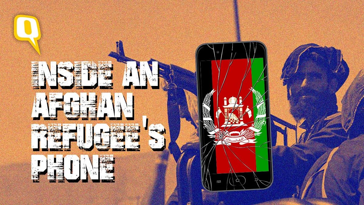 SOS Afghanistan: Inside the Phone of a Helpless Refugee