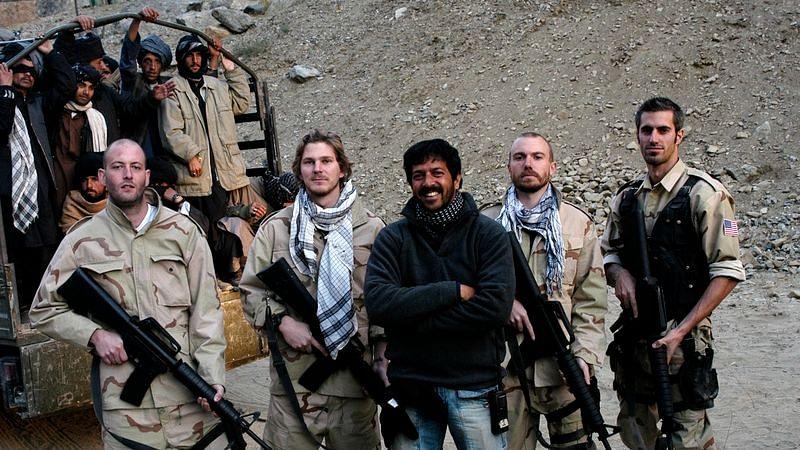 """<div class=""""paragraphs""""><p>Kabir Khan on the sets of&nbsp;<em>Kabul Express.</em></p></div>"""