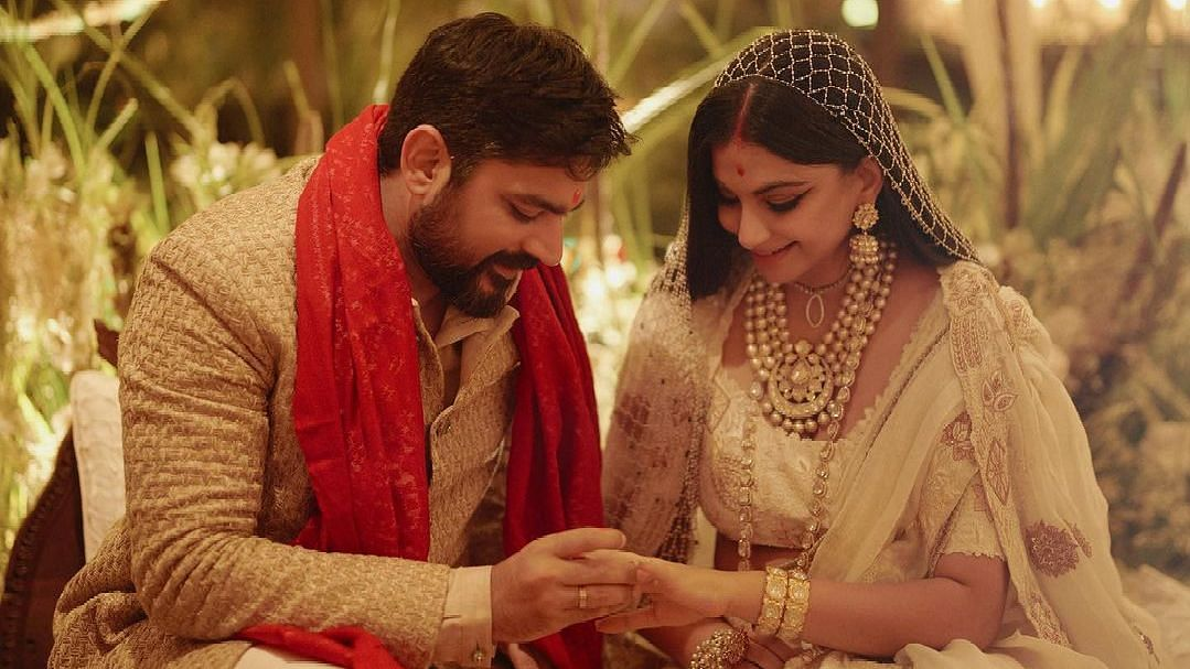 Cried & Shook & Had Stomach Flips: Rhea Kapoor Shares Pic From Her Wedding