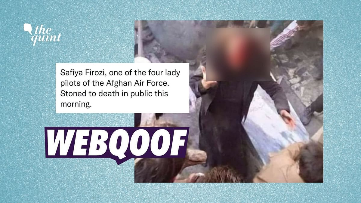 """<div class=""""paragraphs""""><p>The photo is from 2015 and shows the fatal lynching of Farkhunda Malikzade.</p></div>"""