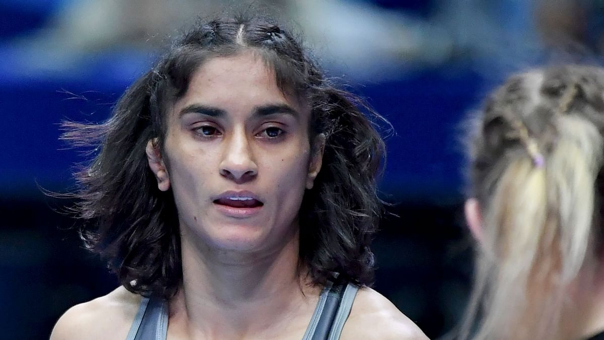 WFI 'Forgives' Vinesh Phogat, Gives Her 'One More Chance to Rectify Mistakes'