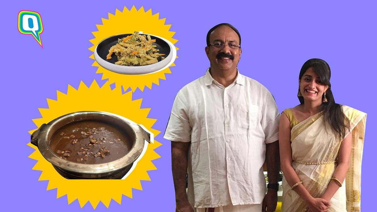 'A Little Bit of Amma' Cooking Aviyal & Payaru Payasam This Onam Season