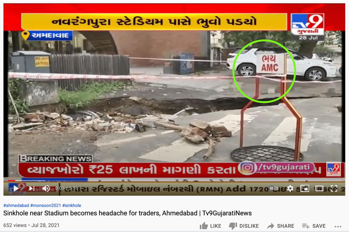 "<div class=""paragraphs""><p>Screengrab from TV9 Gujarati.</p></div>"