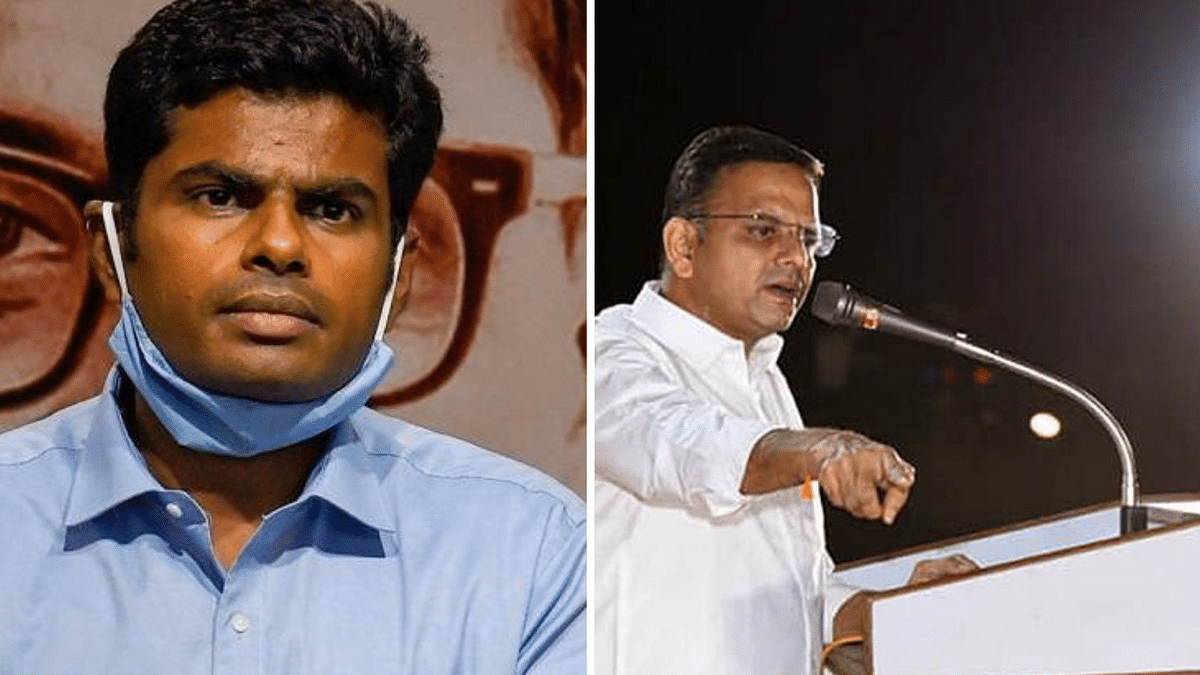 TN BJP Gen Secy Resigns After 'Sting' Video; Party Head Annamalai Reacts
