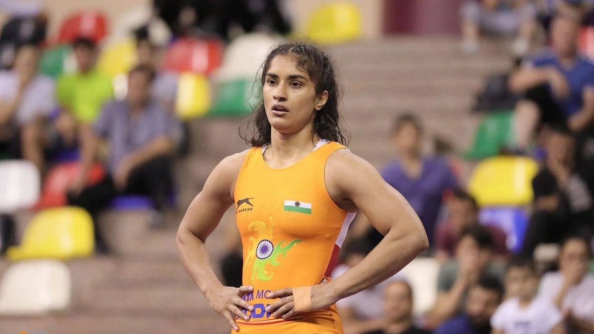 """<div class=""""paragraphs""""><p>Tokyo Olympics: Vinesh Phogat, Men's hockey team to be in action on 5th August</p></div>"""