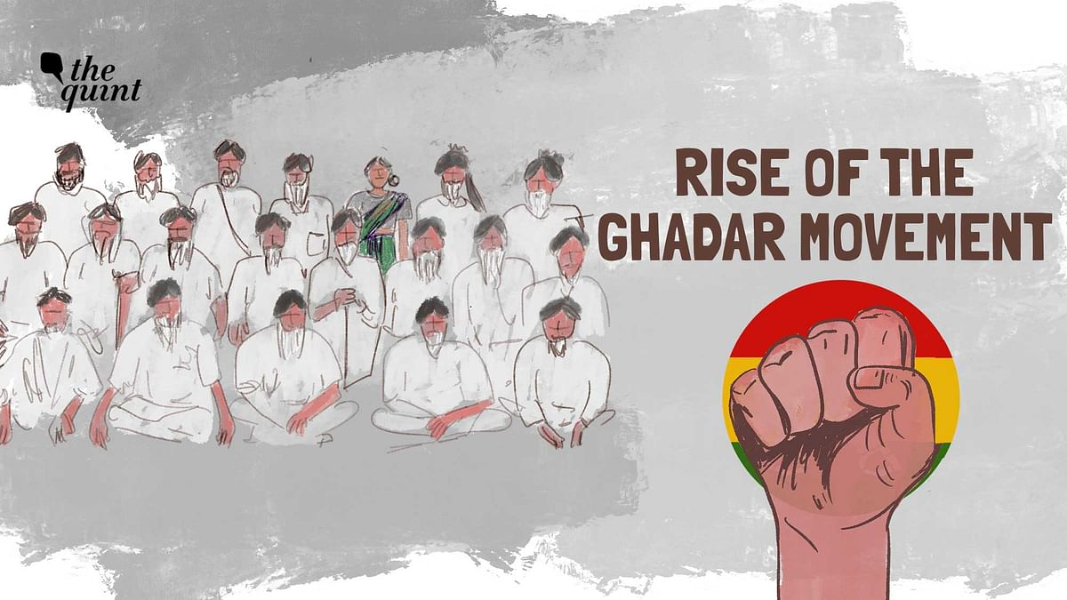 """<div class=""""paragraphs""""><p>Ghadar Uprising and India's Freedom Movement</p></div>"""
