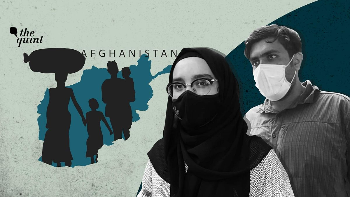 """<div class=""""paragraphs""""><p>Afghans in India fear the worst for their family members under Taliban rule.</p></div>"""