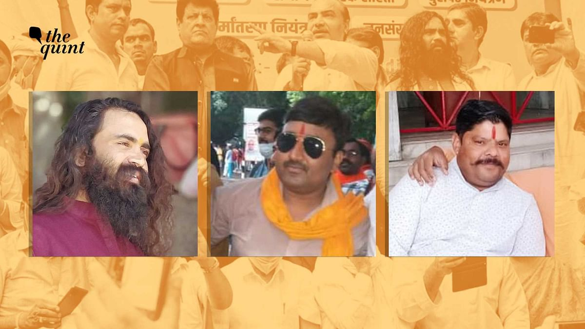 Jantar Mantar Protest: The Men Arrested by Delhi Police for 'Promoting Enmity'