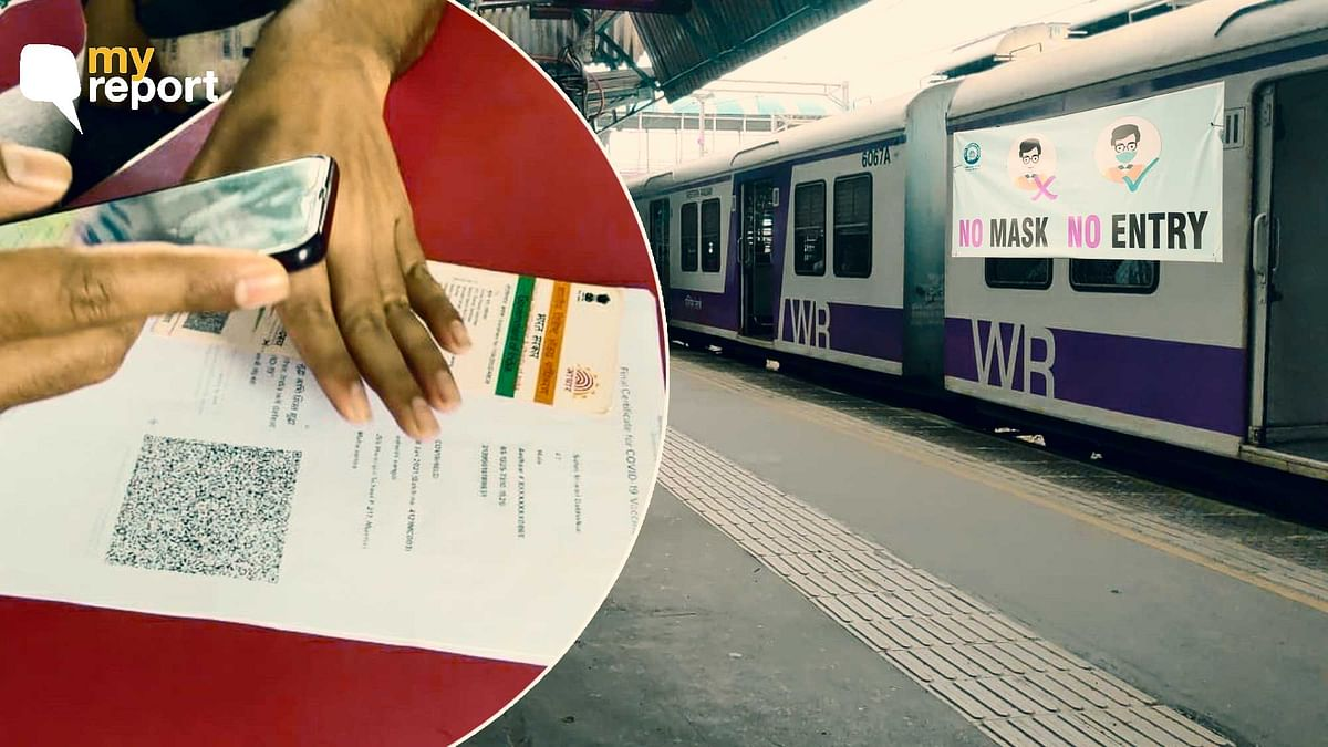 'Mumbai Local Resumes for Fully Vaccinated, Here Are Rules I Had to Follow'