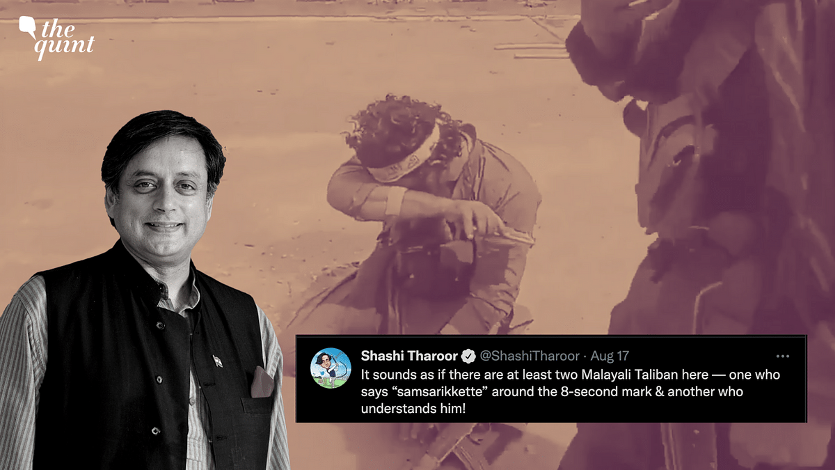 Shashi Tharoor Faces Ire Over 'Malayali Taliban' Tweet, Stands by It