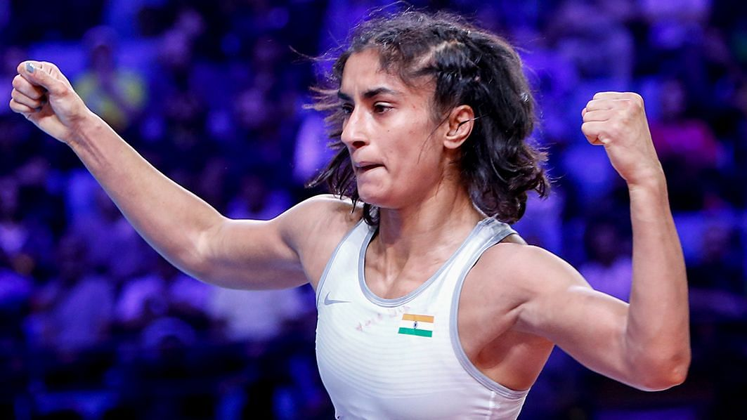 Time to Move On, Says Vinesh Phogat After Tokyo Olympics Setback