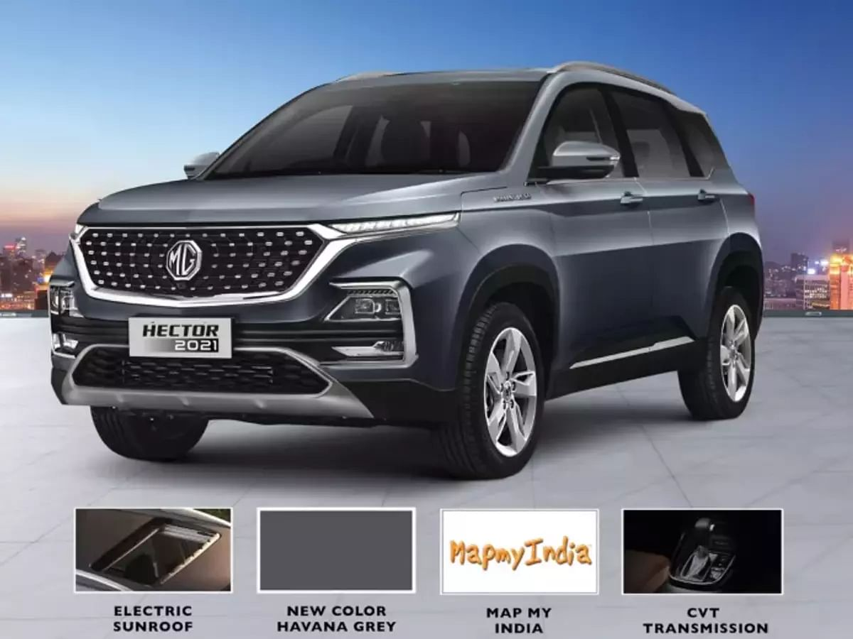 """<div class=""""paragraphs""""><p>MG Hector Shine&nbsp;will be available at a starting price of Rs 14,51,800</p></div>"""
