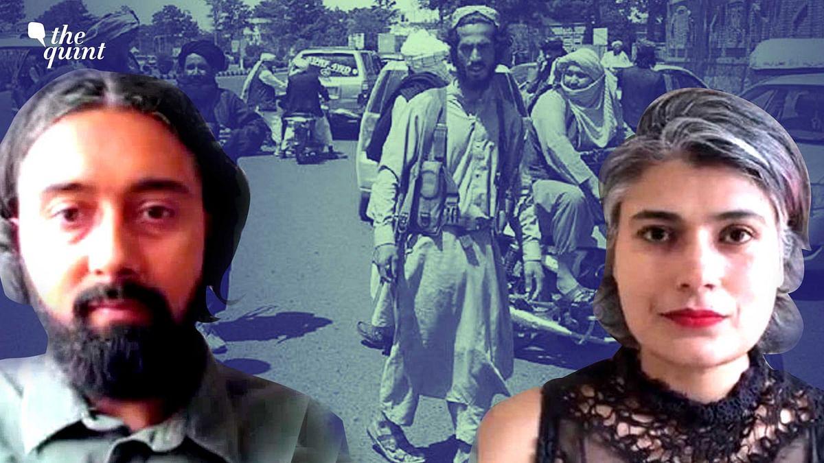 'Taliban Terror Begins; Afghanistan on the Brink of Civil War': Afghan Journo