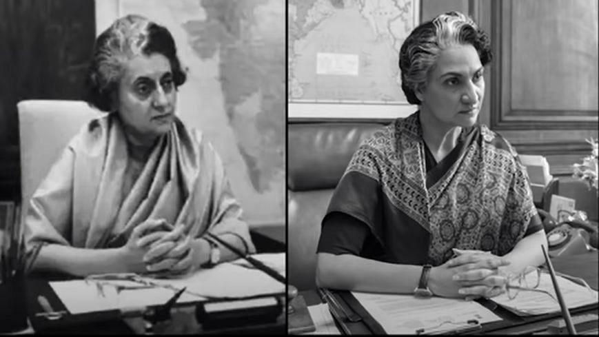 Bell Bottom: Lara Dutta Gives Glimpse of Her Transformation Into Indira Gandhi