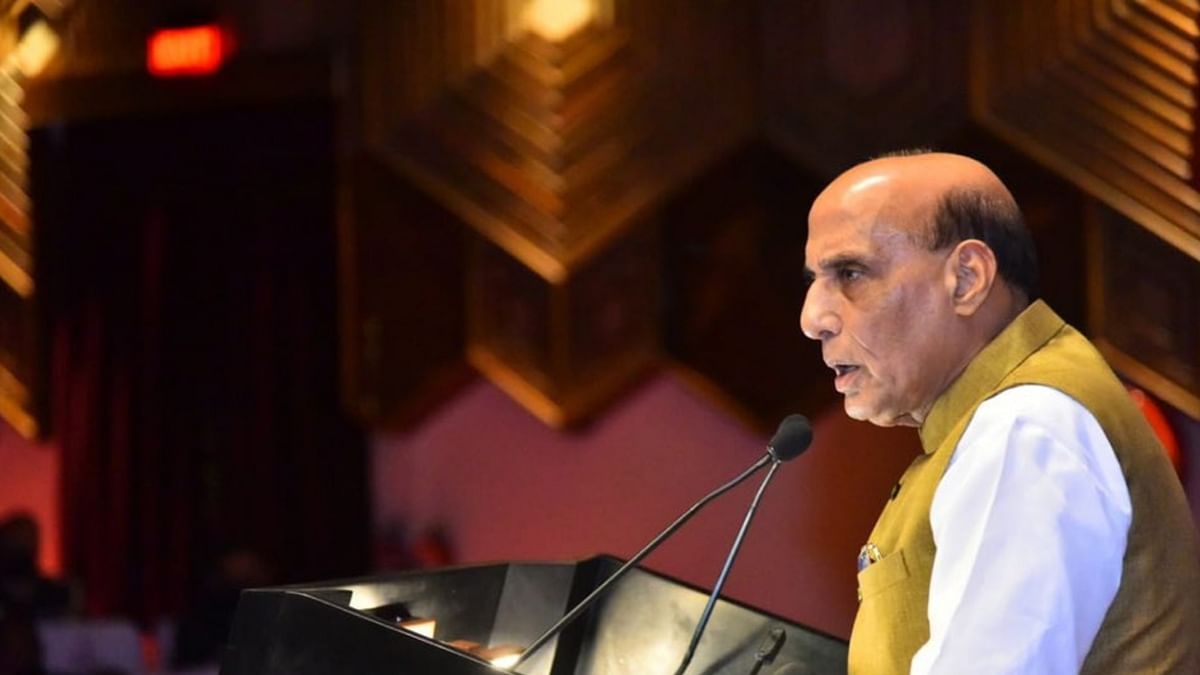 Changing Equation in Afghanistan Forced Us To Change Strategy: Rajnath Singh
