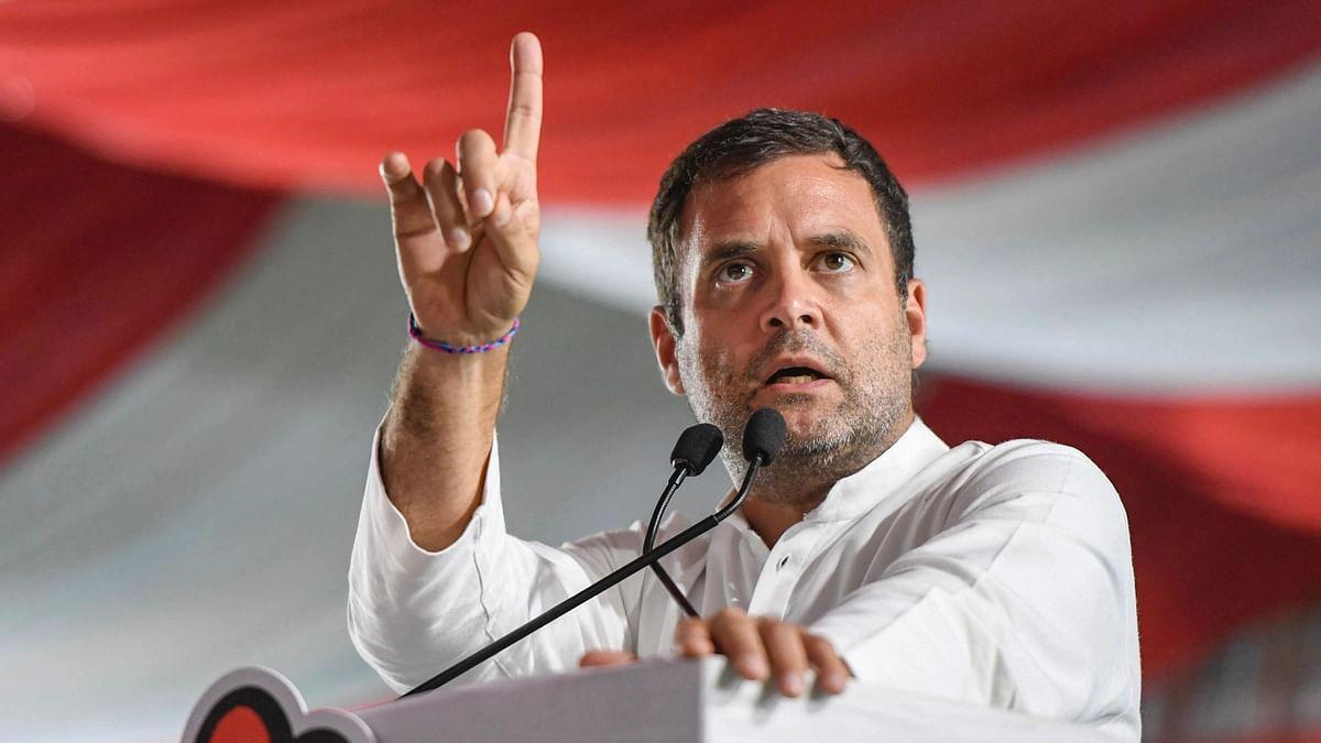 Delhi Minor Rape & Murder Case: Rahul Gandhi Asked to Remove Instagram Post