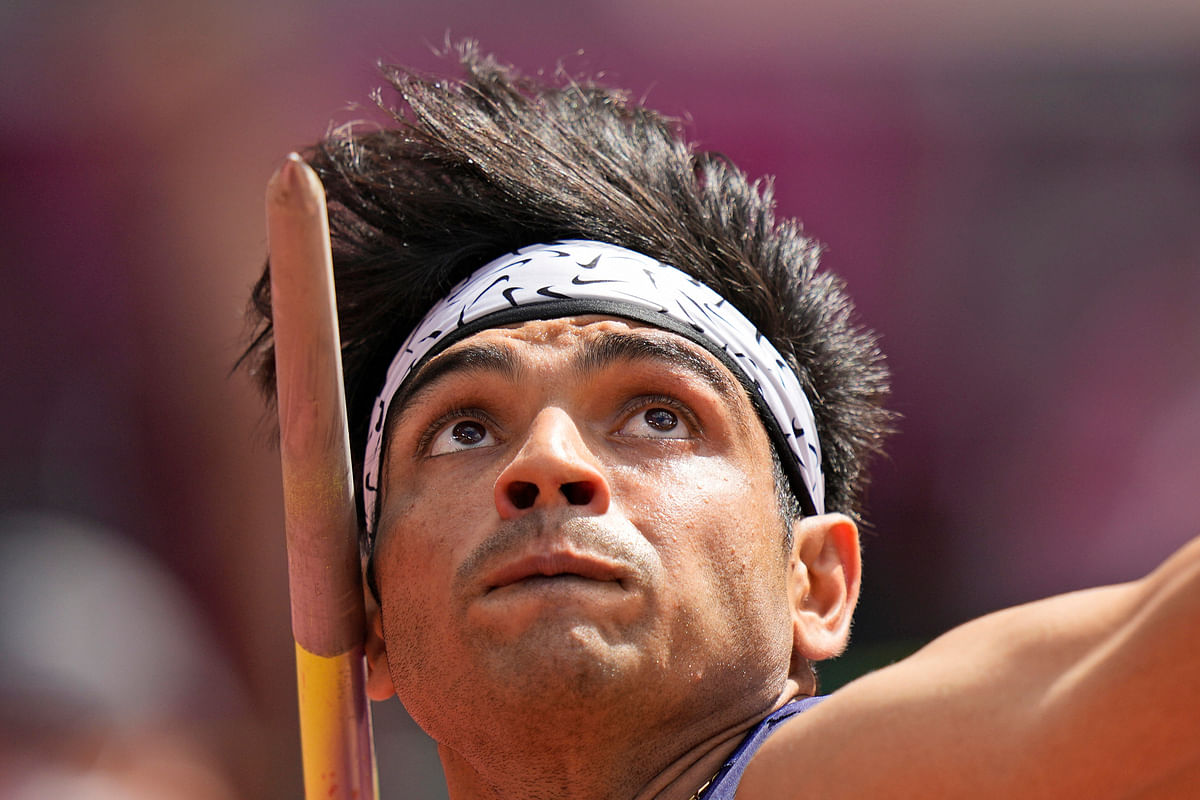 "<div class=""paragraphs""><p>Neeraj Chopra won a gold medal at the 2020 Tokyo Olympics&nbsp;</p></div>"