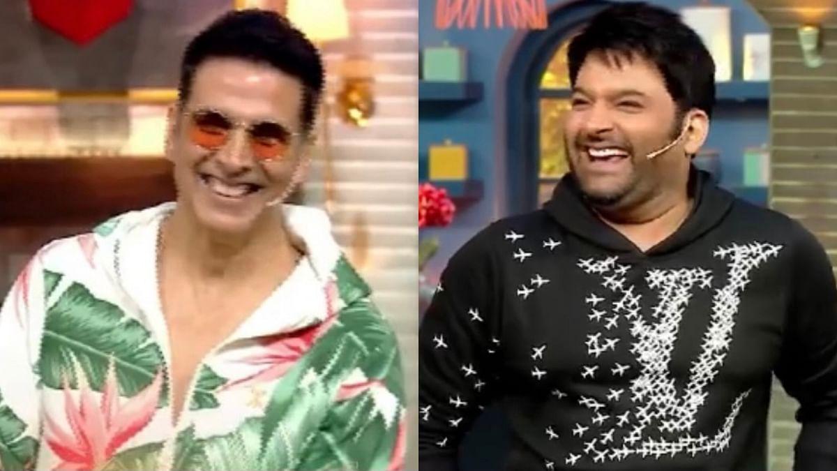 The Kapil Sharma Show: Akshay Kumar Tries to Call Shah Rukh on a Fan's Request