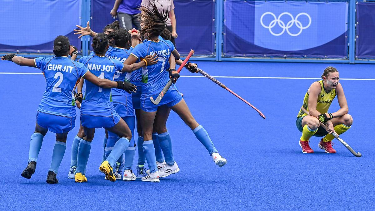 The 'Transformers': Six Stars of Indian Women's Hockey Team