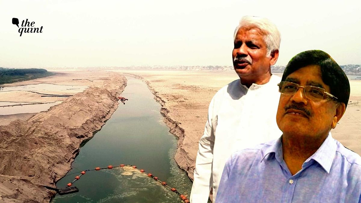 Rs 11-Crore Bypass Channel Project Washed Away by Ganga in Varanasi?