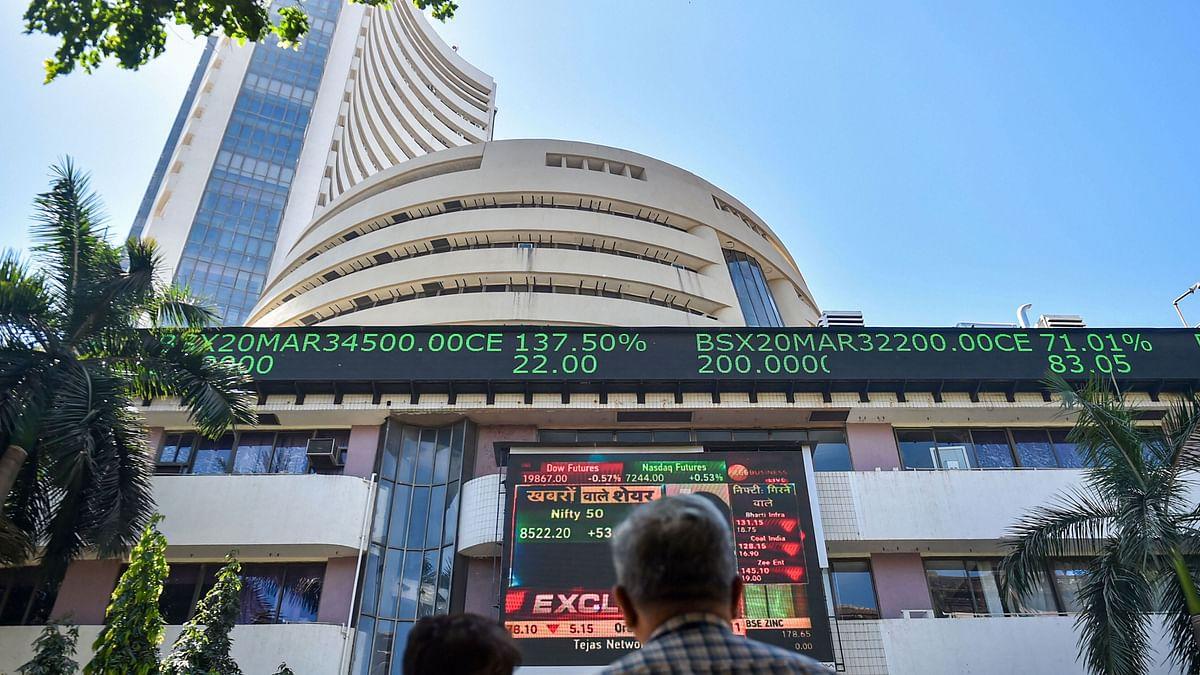 Landmark Tuesday: Market at New High; Sensex up 662 Points