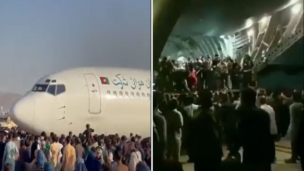 5 Dead at Kabul Airport as Distressed Afghans Try to Flee Country: Report