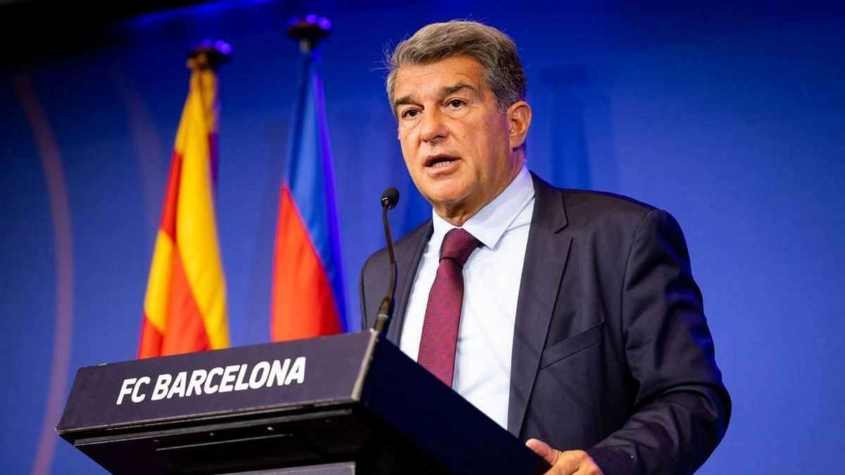 FC Barcelona Have Debts of Over 1.3 Billion Euros, Says President Joan Laporta